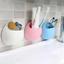 Toothbrush Holder Wall Suction Cups Shower Holder Sucker Accessories.us
