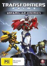 Transformers - Prime - Unfamiliar Enemies : Vol 2 (DVD, 2012)