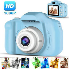 "Kids Camera Children Digital Cameras Toy 1080P 2.0"" Toddler Video Recorder P8B8"
