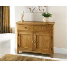 Wiltshire Oak 2 Door 2 Drawer Oak Sideboard!last stock!