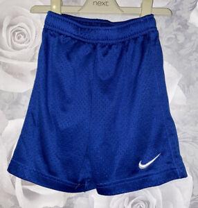 Boys Age 4-5 Years - Nike Sports Shorts