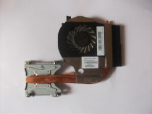 HP Pavilion G62 460SO CPU Fan & Heatsink - 3MAX1TATPT0 638401-001