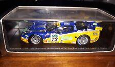 Spark 1/43 Corvette C5R #72 Le Mans 2006 S0175