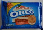 NEW Nabisco Oreo Carrot Cake Flavored Cookies FAMILY SIZE FREE WORLD SHIPPING