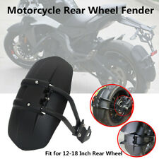 "12-18"" Motorcycle Rear Fender Mudguard Protector Splash Guard Kit fit for Yamaha"