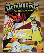 Metamorpho #3 fine/very fine 7.0