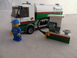 Lego City 60016 Petrol Tanker