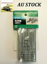 GreenMax 2121 N scale Unpainted Structure Kit - Train Washer, for model railway