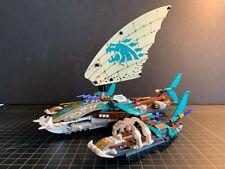 LEGO Ninjago Catamaran Sea Battle 71748 - Keeper's Battle Catamaran ONLY