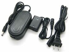 AC Supply Power Adapter AC-PW20 + DC Coupler(NP-FW50) For Sony A5000 a6000 a5100