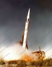 8x10 Print US Army Sergeant Missile Fired From Launcher #1c614