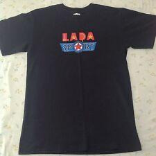 Lada Sport Iceland Airwaves Reykjavik Icelandic Punk Rock Band shirt mens small