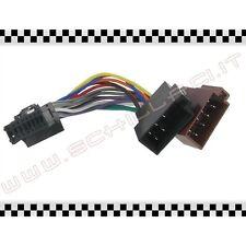 C34 cavo cavo adattatore ISO per autoradio SILVERCREST 20 pin connettore