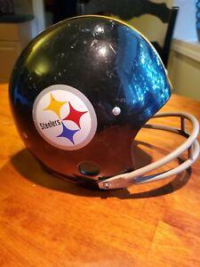 Pittsburgh Steelers Vintage Rawlings Helmet Size-L