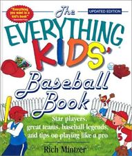 The Everything Kids Baseball Book: Star Players,
