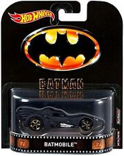 BATMOBILE Modellino Auto BATMAN CLASSIC 2016 DWJ75 Hot Wheels MODEL CAR 1/64