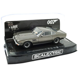 Scalextric C4203 James Bond Aston Martin V8 'No Time To Die' 1/32 Slot Car