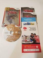 The Legend of Zelda: Twilight Princess (Nintendo Wii, 2006) Selects complete CIB