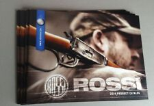 Rossi Arms Firearms Catalog 2014 Brochure NEW 31 Pages Rifles Pistol Hunting