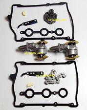 Full Timing 2x Cam Chain Tensioner Kit Audi A4 B5 A6 C5 VW Passat B5 2.4 2.8 2.7