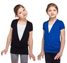 Kurzarm Mädchen-Tops, - T-Shirts & -Blusen aus Viskose/Rayon