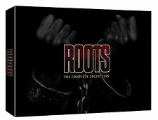 Roots Complete Original TV Mini Series DVD Boxed Set Collection NEW!