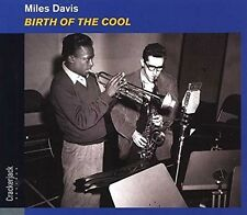 Birth Of The Cool - Miles Davis (2015, CD NEUF) 8437012830356