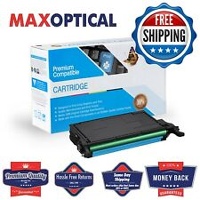 Max Optical Samsung Compatible Cyan Toner,  Fits CLP-770
