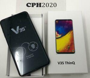LG V35 ThinQ  64GB (Latest Model) LM-V350AWM AT&T GSM Unlocked Phone