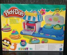Play Doh Sweet Shoppe Shop Double Desserts Play Doh Set Cooker Mould Accessories