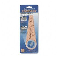 Learning Resources Safe-t Compass - Plastic - Orange (45761)