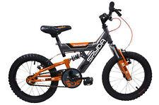 """16"""" spyda Bicicleta Niños - Infantil Suspensión Townsend (Niño) color naranja"""