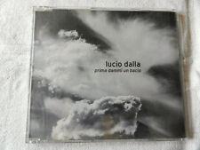 LUCIO DALLA Prima Dammi Un Bacio CD Musicale Singolo
