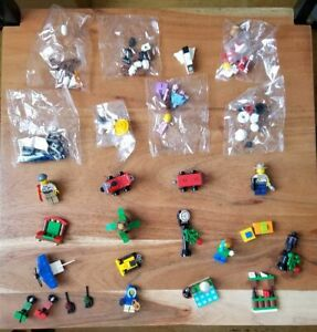 Lego 60099 Advent Calendar City All builds included some still in package Set 1