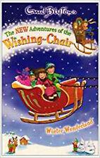 Winter Wonderland (New Adventures of the Wishing-Chair), New, Enid Blyton, Narin