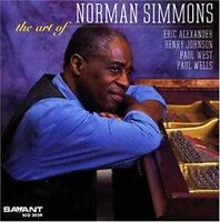 Norman Simmons - Art of Norman Simmons [New CD]
