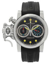 Graham Chronofighter R.A.C Trigger Automatic Men's Watch – 2CRBS.B05A