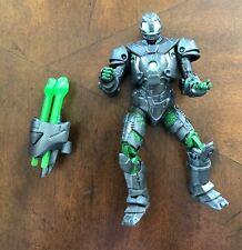 Marvel Legends TITANIUM MAN! complete w/ rocket launcher! iron avengers lot