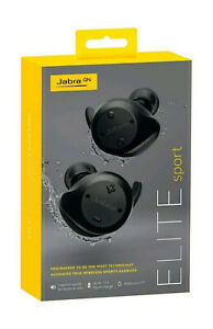 Jabra Elite Sport True Wireless Bluetooth Kopfhörer m. Ladecase UVP €299,99