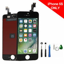 OEM Quality iPhone 5s & SE Black Replacement LCD Touch Screen Display Assembly