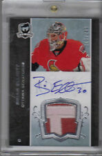 07-08 The Cup Brian Elliott Auto Jersey Patch Rookie Card RC #152 106/249 Mint