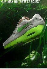Nike Air Max 90 New Species Premium PRM Pure Platinum/Electric Green CQ0786-001