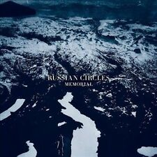 Memorial [10/28] * by Russian Circles (CD, Oct-2013, Sargent House)