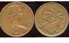 AUSTRALIE 2 cents 1972  ANM