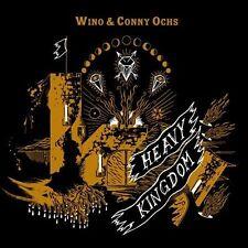 Wino & Conny Ochs - Heavy Kingdom [new/sealed digipak import CD]