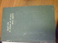 DRAKE QUEL CHE LA DONNA DI 45 ANNI  DEVE SAPERE EDIONE STEN 1919