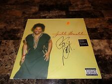 "Jill Scott Rare Signed Autographed Import 12"" Vinyl LP EP Record A Long Walk COA"