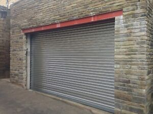 roller shutters high security