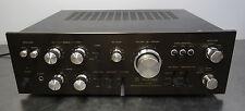 vintage hifi amp -  Technics SA-3500 Verstärker Amplifier 1976