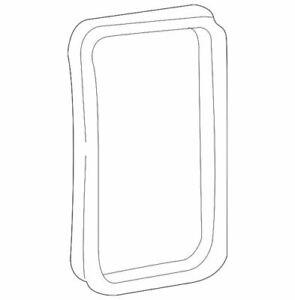 Genuine Ford Door Glass Seal F2UZ-15262A80-B